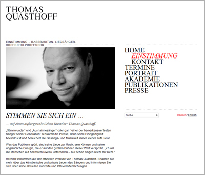 Thomas-Quasthoff-Website